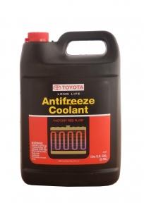 Toyota Long Life Coolant Concentrate -80 красный