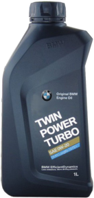 BMW TwinPower Turbo Longlife-14 FE+  0W-20
