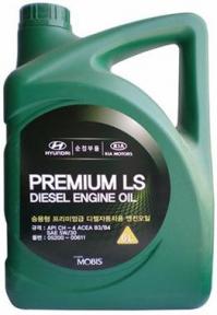 Hyundai / Kia Premium LS Diesel Engine Oil 5W30