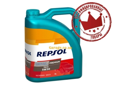 Repsol Premium Tech 5w30