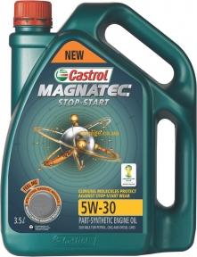 Castrol Magnatec C3 Stop-Start 5W30 5л