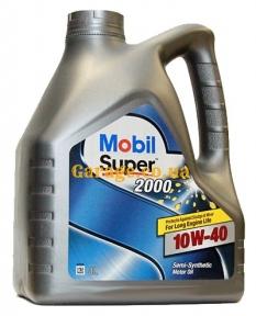 Mobil Super 2000