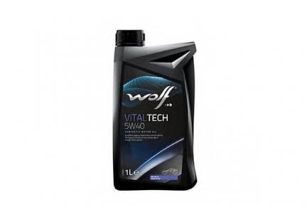 Wolf Vitaltech 5W40