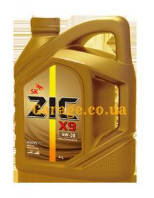 ZIC X9 5W-30 (ZIC XQ 5W-30)