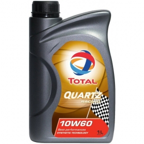 Total Quartz Racing 10W-60 1л