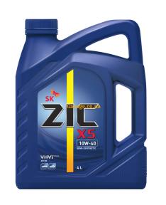 ZIC X5 10W-40 (ZIC A 10W-40)