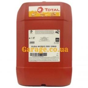 Total Rubia Works 2500 10w40