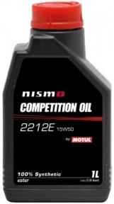 Motul Nismo Competition oil 2212E 15W50