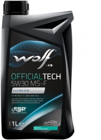 Wolf Officaltech 5W30 MS-F