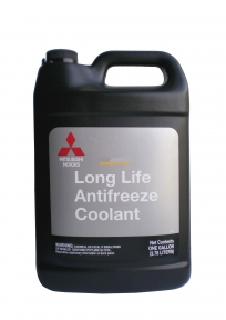 Mitsubishi Longlife Coolant Concentratre -80C антифриз 3,78л
