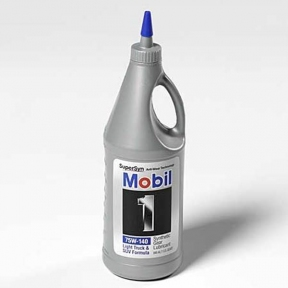 Mobil 1 Synthetic Gear Lubricant LS 75W140
