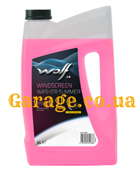 Wolf Windscreen Washer Summer 4л