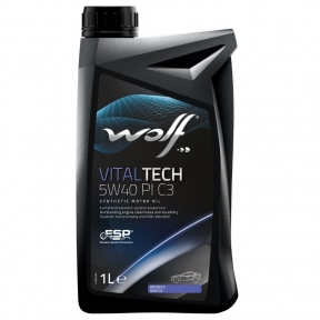 Wolf Vitaltech 5W40 B4 Diesel