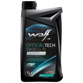 Wolf Officaltech 5W30 LL III
