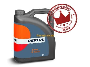 Repsol Ceres STOU 15w40