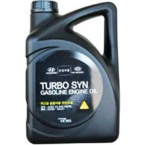 Hyundai / Kia Turbo SYN Gasoline Engine Oil (SM) 5W30