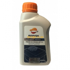 Repsol Liquido Frenos Dot-5.1 500 мл