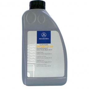 Mercedes-Benz жидкость гидравлическая жёлтая МВ 236.3