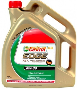 Castrol Edge FST 0W30