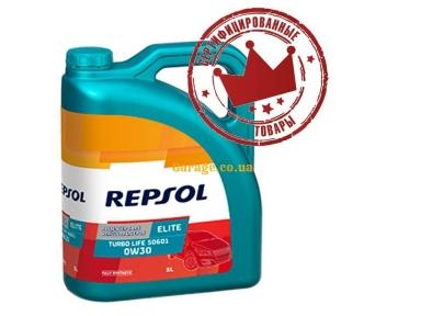 Repsol eElite Turbo Life 506.01 0w30