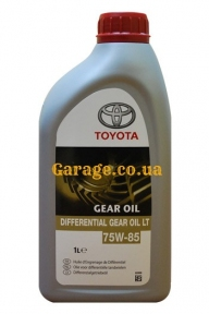 Toyota Differential Gear Oil LT 75W-85