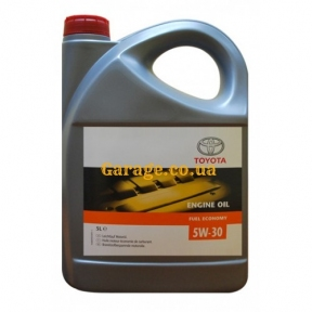 Toyota Fuel Economy Engine Oil 5W-30