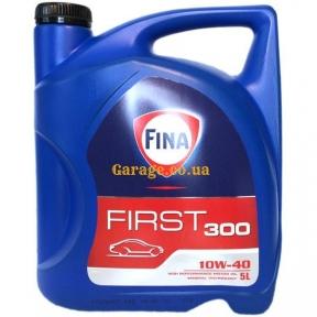 Fina First 300 10W-40 5л