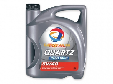 Total Quartz Ineo MC3 5W-40