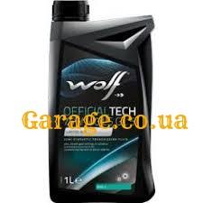 Wolf Officaltech 75W140 LS GL 5