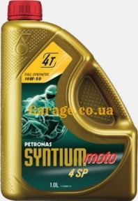 Syntium Moto 4SP 5W-40 1л