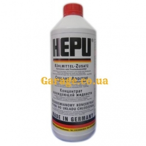 Hepu Антифриз (фиолетовый) G12+ (концентрат) 1,5л