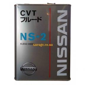 Nissan CVTF NS2 4л