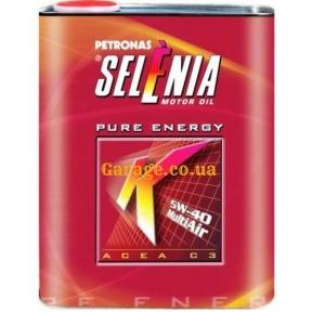 Selenia K Pure Energy 5W-40 2л