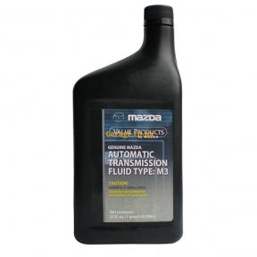 Mazda ATF Type M5 жидкость для АКПП