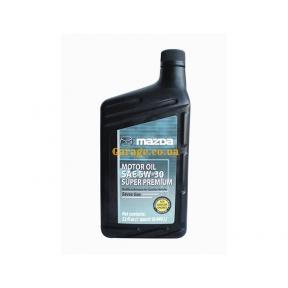 Mazda Super Premium Motor Oil 5W30