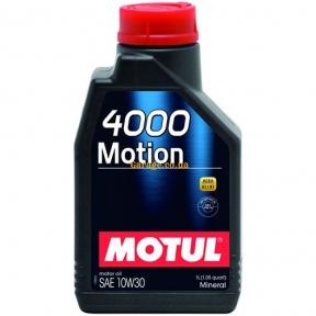 Motul 4000 Motion 10W30