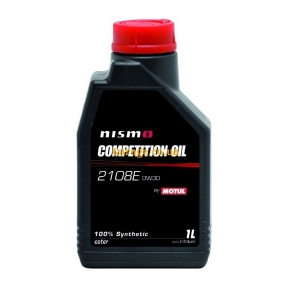Motul Nismo Competition oil 2108E 0W30