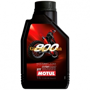 Motul 800 2T FACTORY LINE ROAD RACING 1л