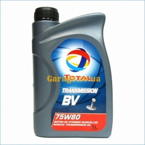 Total Transmission BV 75W80 масло МКПП 1л