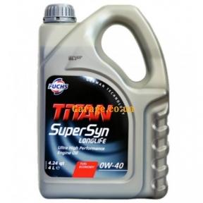 Fuchs Titan Supersyn LL 0W40