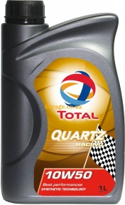 Total Quartz Racing 10W-50 C2 1л