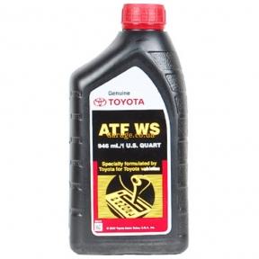 Toyota ATF WS жидкость для АКПП 0,946л
