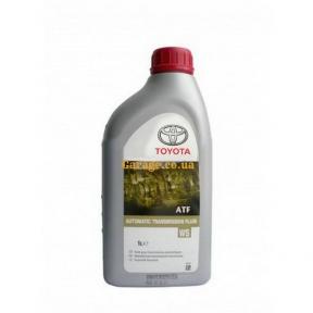 Toyota ATF WS масло для АКПП 1л