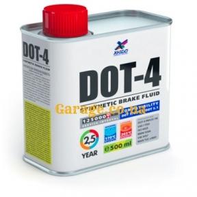 XADO Тормозная жидкость DOT 4
