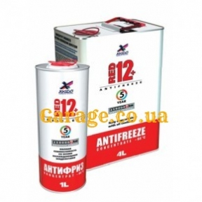 XADO Антифриз Antifreeze Red 12+ -40⁰С