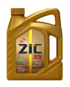 ZIC X9 LS 5W-40 Diesel (ZIC XQ LS 5W-40)