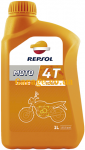 Repsol Moto High Mileage 4t 25w60