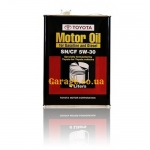 Toyota Motor Oil for Gasoline and Diesel SN/CF 5W-30 4л