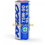 XADO Atomic Oil 75W-90 GL 3/4/5