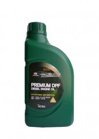 Hyundai / Kia Premium DPF Diesel Engine Oil 5W30